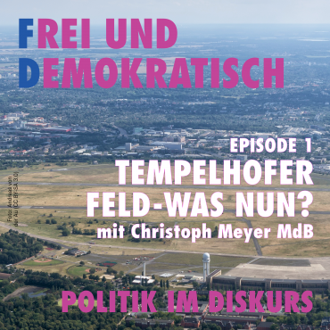 Tempelhofer Feld - was nun? E001